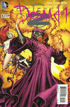 Cover for Earth 2 (DC, 2012 series) #15.1 [Standard Cover]