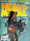 Cover for Heavy Metal Magazine (Heavy Metal, 1977 series) #261 [Diamond Distributors Cover]