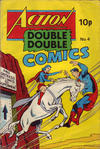 Cover for Action Double Double Comics (Thorpe & Porter, 1967 series) #4
