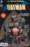 Cover for Batman (Panini Deutschland, 2012 series) #15 (80)