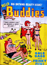 Cover Thumbnail for Hello Buddies (Harvey, 1942 series) #62