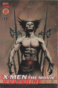 Cover Thumbnail for X-Men Movie Prequel: Wolverine (Marvel, 2000 series)  [Dynamic Forces Exclusive Cover]