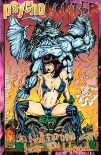 Cover Thumbnail for Psycho Hunter (Boneyard Press, 2002 series) #1
