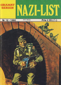 Cover Thumbnail for Granat Serien (Atlantic Forlag, 1976 series) #12/1980