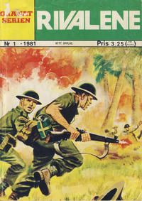 Cover Thumbnail for Granat Serien (Atlantic Forlag, 1976 series) #1/1981