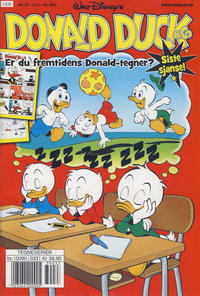 Cover Thumbnail for Donald Duck & Co (Hjemmet / Egmont, 1948 series) #33/2013