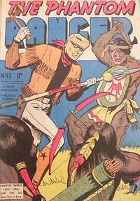 Cover Thumbnail for The Phantom Ranger (Frew Publications, 1948 series) #41