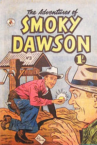 Cover Thumbnail for The Adventures of Smoky Dawson (K. G. Murray, 1956 ? series) #3