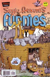 Cover Thumbnail for Sergio Aragonés Funnies (Bongo, 2011 series) #9