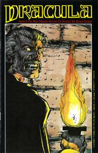 Cover Thumbnail for Dracula (Malibu, 1989 series) #3