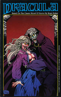 Cover Thumbnail for Dracula (Malibu, 1989 series) #2