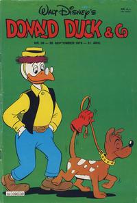 Cover Thumbnail for Donald Duck & Co (Hjemmet / Egmont, 1948 series) #39/1978