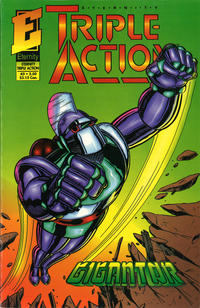 Cover Thumbnail for Eternity Triple Action (Malibu, 1993 series) #3