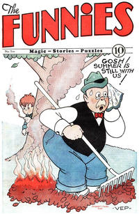 Cover Thumbnail for The Funnies (Dell, 1929 series) #10