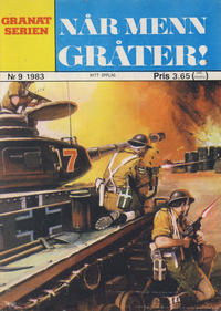Cover Thumbnail for Granat Serien (Atlantic Forlag, 1976 series) #9/1983
