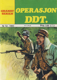 Cover Thumbnail for Granat Serien (Atlantic Forlag, 1976 series) #12/1983