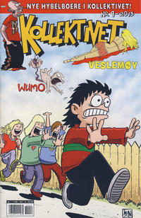 Cover Thumbnail for Kollektivet (Bladkompaniet / Schibsted, 2008 series) #9/2013