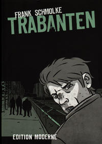 Cover Thumbnail for Trabanten (Edition Moderne, 2013 series)