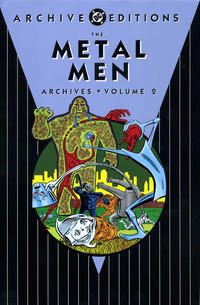 Cover Thumbnail for The Metal Men Archives (DC, 2006 series) #2