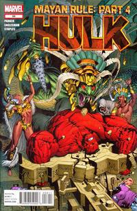 Cover Thumbnail for Hulk (Marvel, 2008 series) #56