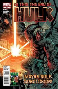 Cover Thumbnail for Hulk (Marvel, 2008 series) #57