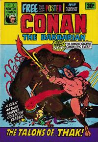 Cover Thumbnail for Conan the Barbarian (Newton Comics, 1975 series) #2