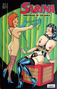 Cover Thumbnail for Sabina (Fantagraphics, 1993 series) #2