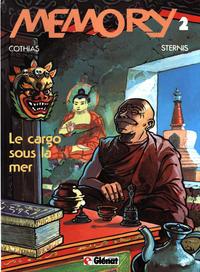 Cover Thumbnail for Memory (Glénat, 1986 series) #2 - Le cargo sous la mer