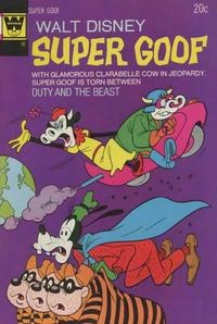 Cover Thumbnail for Walt Disney Super Goof (Western, 1965 series) #26 [Whitman]
