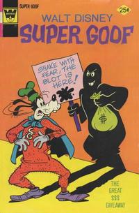 Cover Thumbnail for Walt Disney Super Goof (Western, 1965 series) #33 [Whitman]