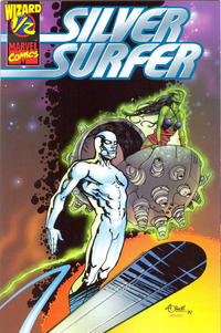Cover Thumbnail for Silver Surfer (Marvel; Wizard, 1998 ? series) #1/2