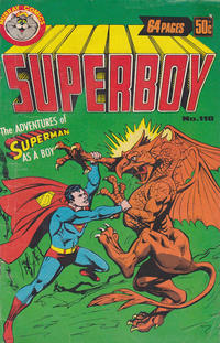 Cover Thumbnail for Superboy (K. G. Murray, 1980 series) #118