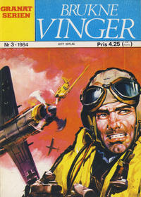 Cover Thumbnail for Granat Serien (Atlantic Forlag, 1976 series) #3/1984