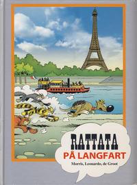 Cover Thumbnail for Rattata [Seriesamlerklubben] (Hjemmet / Egmont, 1998 series) #10 - På langfart