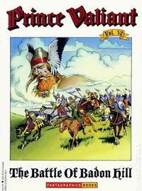 Cover Thumbnail for Prince Valiant (Fantagraphics, 1984 series) #32 - The Battle of Badon Hill