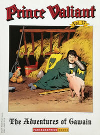 Cover Thumbnail for Prince Valiant (Fantagraphics, 1984 series) #37 - The Adventures of Gawain