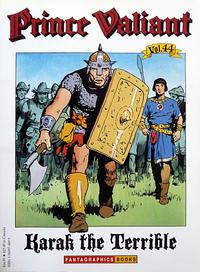Cover Thumbnail for Prince Valiant (Fantagraphics, 1984 series) #44 - Karak the Terrible