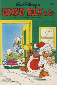 Cover Thumbnail for Donald Duck & Co (Hjemmet / Egmont, 1948 series) #48/1978
