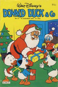 Cover Thumbnail for Donald Duck & Co (Hjemmet / Egmont, 1948 series) #51/1978