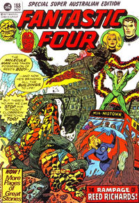Cover Thumbnail for Fantastic Four (Yaffa / Page, 1979 ? series) #188