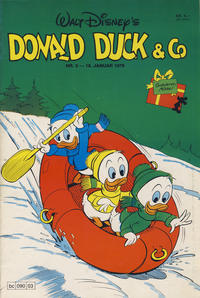Cover Thumbnail for Donald Duck & Co (Hjemmet / Egmont, 1948 series) #3/1979
