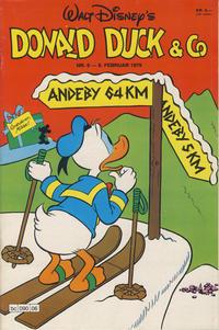 Cover Thumbnail for Donald Duck & Co (Hjemmet / Egmont, 1948 series) #6/1979