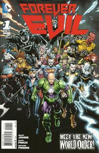 Cover Thumbnail for Forever Evil (DC, 2013 series) #1