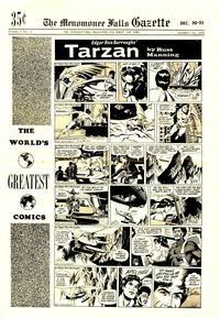 Cover Thumbnail for The Menomonee Falls Gazette (Street Enterprises, 1971 series) #3