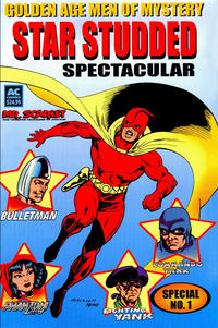 Cover Thumbnail for Golden Age Men of Mystery Star Studded Spectacular (AC, 2006 series) #1