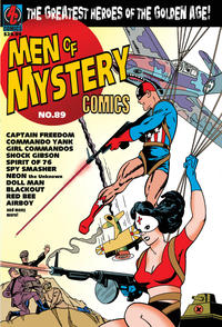 Cover Thumbnail for Men of Mystery Comics (AC, 1999 series) #89