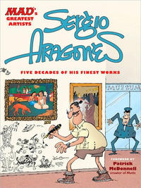 Cover Thumbnail for Mad's Greatest Artists: Sergio Aragonès (Running Press Book Publishers, 2010 series)