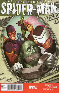 Cover Thumbnail for The Superior Foes of Spider-Man (Marvel, 2013 series) #3