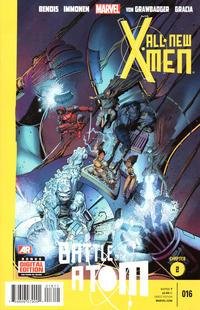 Cover Thumbnail for All-New X-Men (Marvel, 2013 series) #16