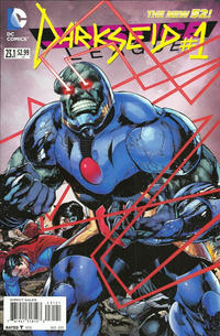 Cover Thumbnail for Justice League (DC, 2011 series) #23.1 [Standard Cover]